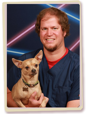Alex, Veterinary Technician
