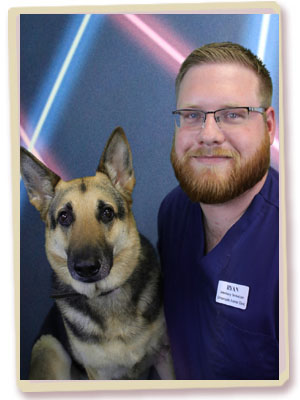 Ryan, Veterinary Assistant